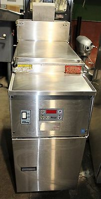 Pitco Frialator Pasta Cooker Rethermalizer Model RTG14-CHH Natural Gas