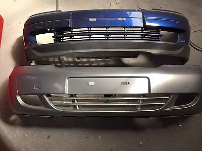 Genuine Holden Ts Astra Convertible Front Bumper Bar Silver