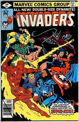 The Invaders # 41 (Double Size Last Issue, June 1979), Nm-