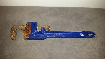 """KOBALT 14 in. Cast Iron Pipe Wrench - 14"""" 14 inch"""