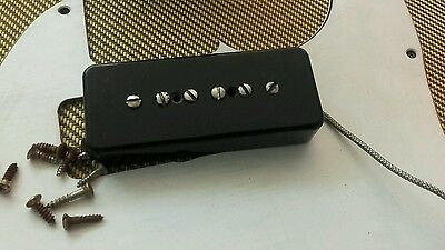 P90 Soap bar A2 pure Vintage  Handwound Pickup  Neck Aged Relic