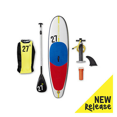 """Inflatable Stand Up Paddle Board iSUP / 9FT 4"""" GLIDE"""