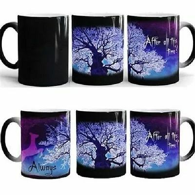 Authentic Harry Potter mug,HP Magic mug, Color Changing, After all this time LTD