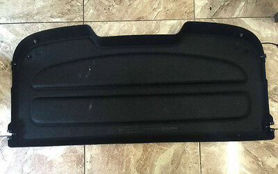 Ford Fiesta 2013 Parcel Shelf Boot Tray Load Cover Black