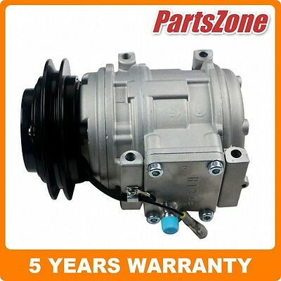 Air Conditioning AC Compressor Fit for TOYOTA LANDCRUISER HDJ80 4.2L DIESEL 1HDT