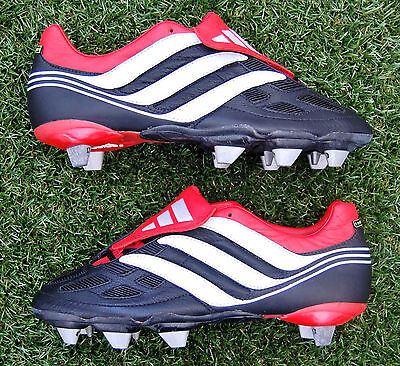 Bnwt New Adidas Predator Precision 2000 Sg Football Boots - Uk Size 7.5