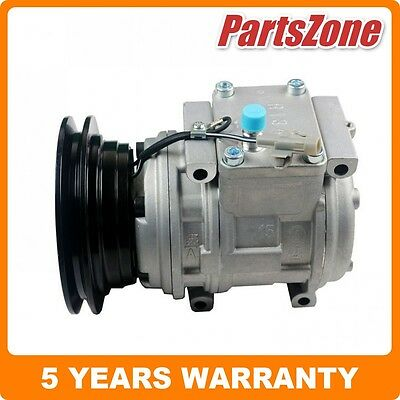 Air Conditioning AC Compressor Fit for Toyota Landcruiser HZJ105 4.2L Diesel