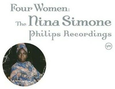 Four Women: Nina Simone Philips Recordings - Nina Simon (2003, CD NEU)4 DISC SET