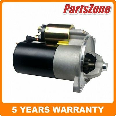 New Starter Motor Fit for Ford 289 302 351 V8 Cleveland Windsor for Manual Trans