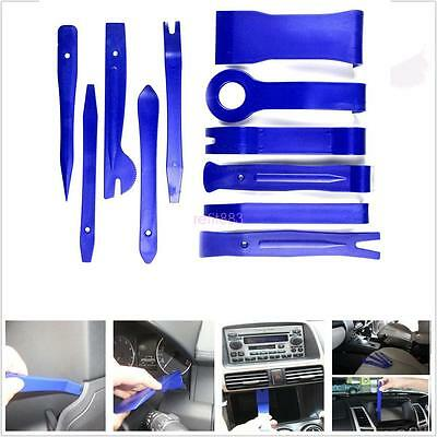 11x Pro Car Panel Dashboard Armrest Trim Moulding Removal Install Pry Tools Kits