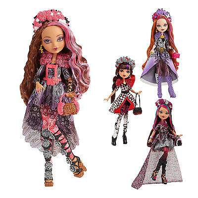 Mattel Ever After High Official TV Series Character Dolls Spring Unsprung Range