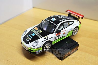 Ninco XLOT 60001 Porsche 997 Rally Nupel Team 1/28 #NEW#