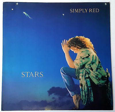 Lp Vinilo Simply Red - Stars (Germany 1991) 33 Rpm ��