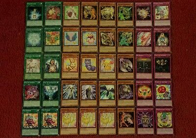 Yu-Gi-Oh Fluffal and Artifact Deck - 40 cards complete BONUS 5 cards