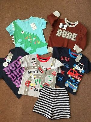 Next,Primark,Matalan Boys Clothes Bundle Brand New With Tags 18-24 Months