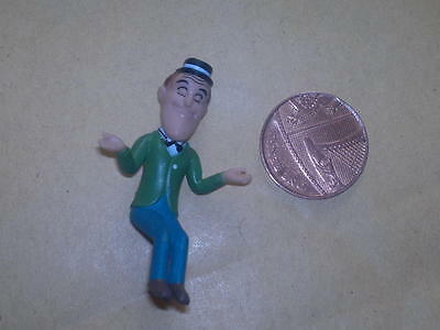Small Hardy Plastic figure_From Laurel & Hardy_Toy figure,