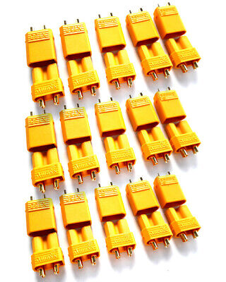 XT 30 Goldkontaktstecker Mini 15 Paare XT30 Mini-Z Life Warmliner Brushless 6002