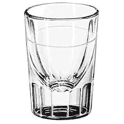 Libbey 5126, 2 Oz Fluted Whiskey/Shot Glass, 12/Cs