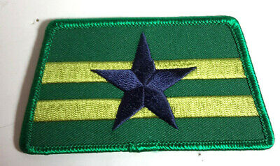 """Serenity/Firefly Green Browncoats Uniform 3 7/8"""" Embroidered Patch (SEPA-029)"""