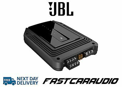 JBL GX-A604 - 435-Watt 4-Channel Full-Range Amplifier