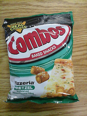 Combos Snacks Many flavors to choose