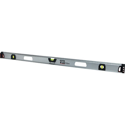 """Stanley 1-43-556 Fat Max 1200Mm/48"""" I-Beam Level Magnetic"""
