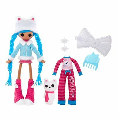 NEW Lalaloopsy Girls Mittens Fluff 'N Stuff Doll / Hair Changes Color