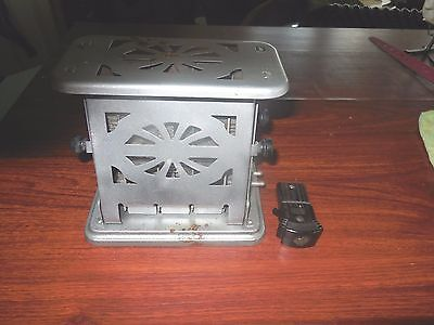 Vintage 1914 Toaster RELIANCE Double Sided for Parts or Repair