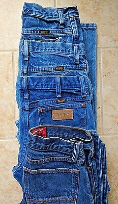 Jeans, mens size 29x32, lot of 4