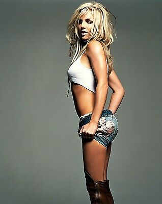 Britney Spears Unsigned 8x10 Photo (92)