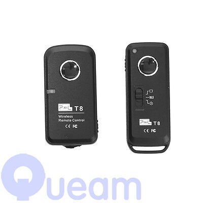 Pixel T8 Wireless Shutter Release Remote Control For Canon 80D 70D 60D T3i 750D