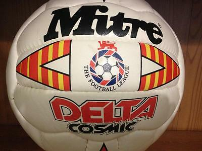 MITRE Delta Cosmic The Football League Fifa approved official match ball new
