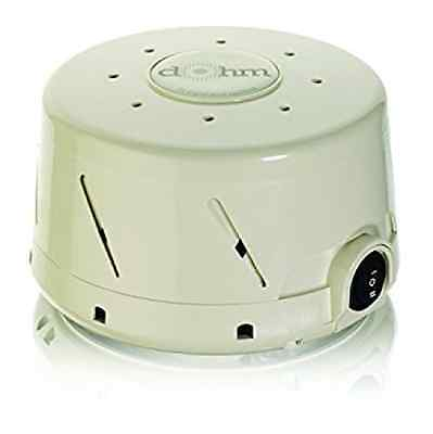 Marpac Dohm DS Dual Speed Sound Conditioner with UK Plug