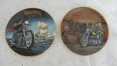Easyrider Motor Cycle Proof Mini Plates 2 Only Ones On Ebay..