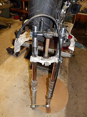 Front Fork Assembly For 1996 Suzuki Dr 350 Dirt Bike