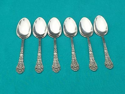 Sterling Silver Demitasse Spoon MEDICI Old Pattern By Gorham - 6 Available