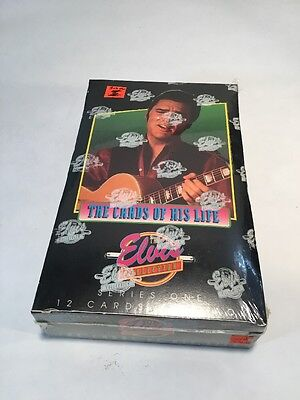The Elvis Collection - The Cards of His Life Series One - New, Factory Sealed