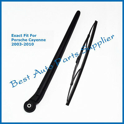 For Porsche Cayenne Rear Wiper Arm With Blade Set 2003-2010 95562804002 NEW OEM
