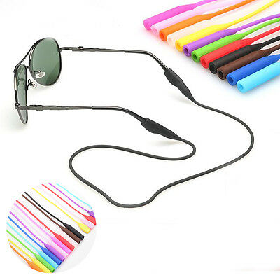 Sports Glasses Neck Strap Band Retainer Cord Chain Lanyard Swimming Sunglasses