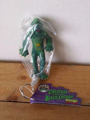 1995 BFI Universal Monsters Flashlight Keychain - Creature From The Black Lagoon