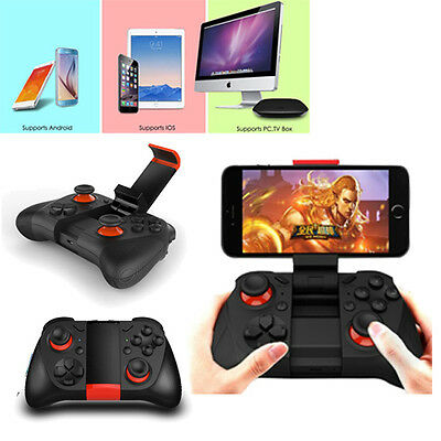 For Android Cell Phone Bluetooth Wireless Game Controller Gamepad Joystick FK