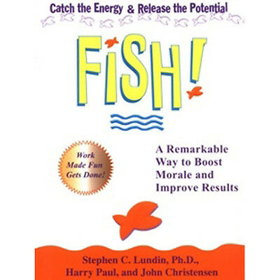 Fish!Philosophy: Catch The Energy. Release The Potential [Hypnosis NLP Video]