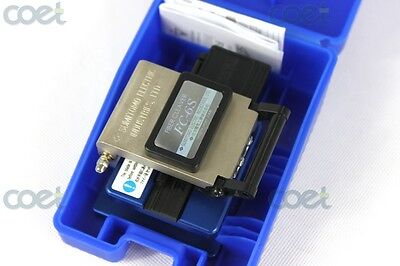Original  FC-6S Optical Fiber Cleaver Made In Japan High Precision