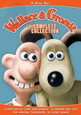 Wallace & Gromit: The Complete Collection A Matter Of Loaf And Death New