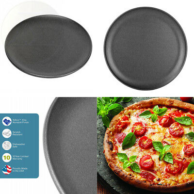 Probake Teflon Platinum Nonstick 12-Inch Pizza Pan New Free Shipping
