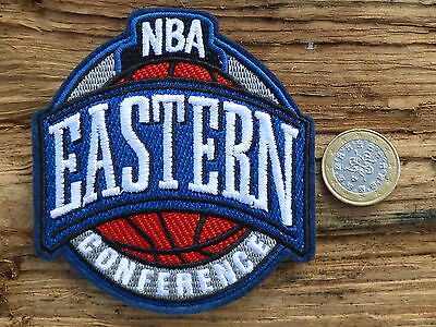 ECUSSON PATCH THERMOCOLLANT aufnaher toppa NBA EASTERN CONFERENCE / 8.4X9cm