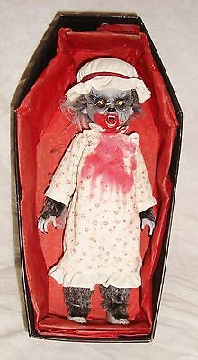 Living Dead Dolls Scary Tales The Big Bad Wolf Doll Mezco 2009  Series 1