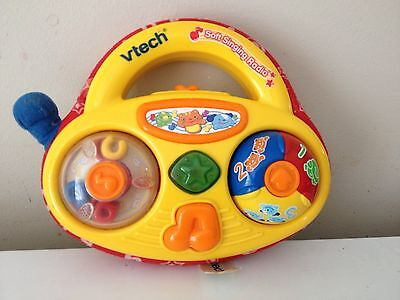 Vtech Soft Singing Radio - see how it works b4 buying - check out YouTube link