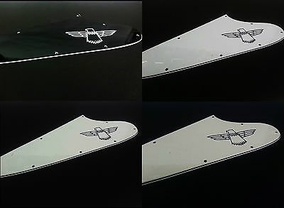 Quality Replacement Scratch Plate Pickguard For Gibson Thunderbird Many Colours