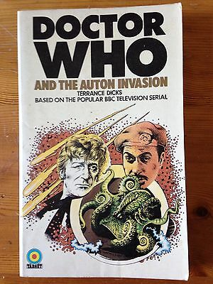 Doctor Who And The Auton Invasion - 1st edition Target